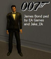 mod do james bond para gta san andreas